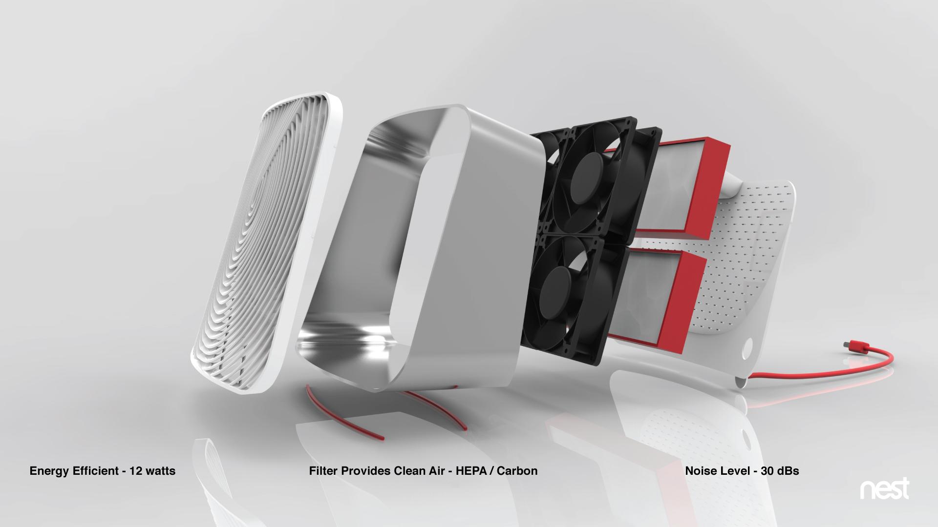 Nest Smart Air Purifer – Evan Howard